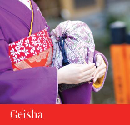 itinerary geisha japan regency group