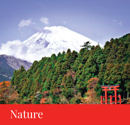 itinerary nature japan regency group