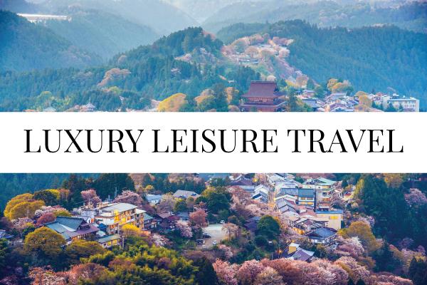 luxury leisure travel japan regency group