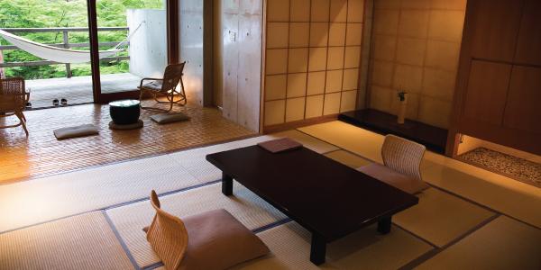 ryokan luxury stay regency group